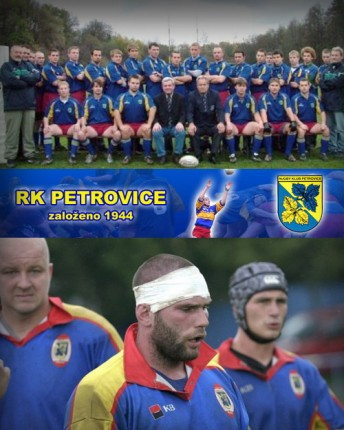 RUGBY KLUB PETROVICE