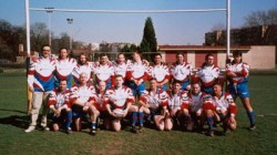 Prague Barbarians RFC 2007/2008
